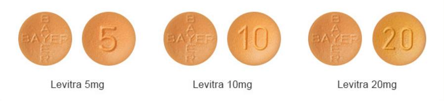 Remedio para impotencia levitra